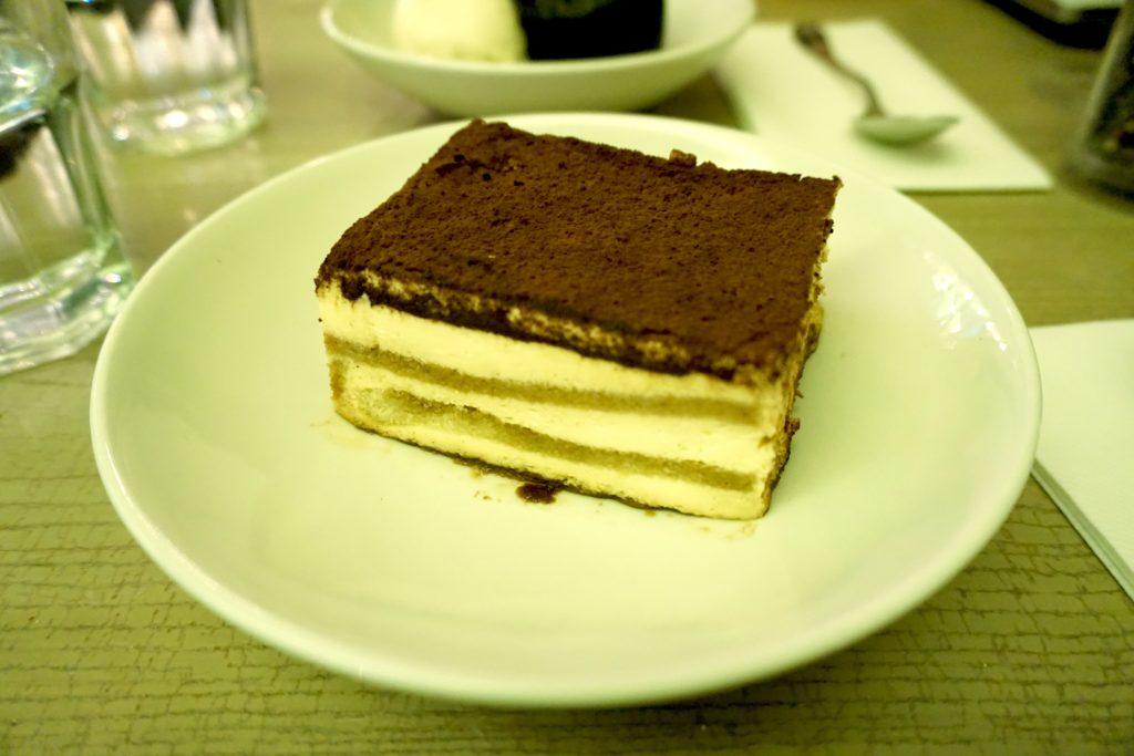 Dessert at Strada Birmingham