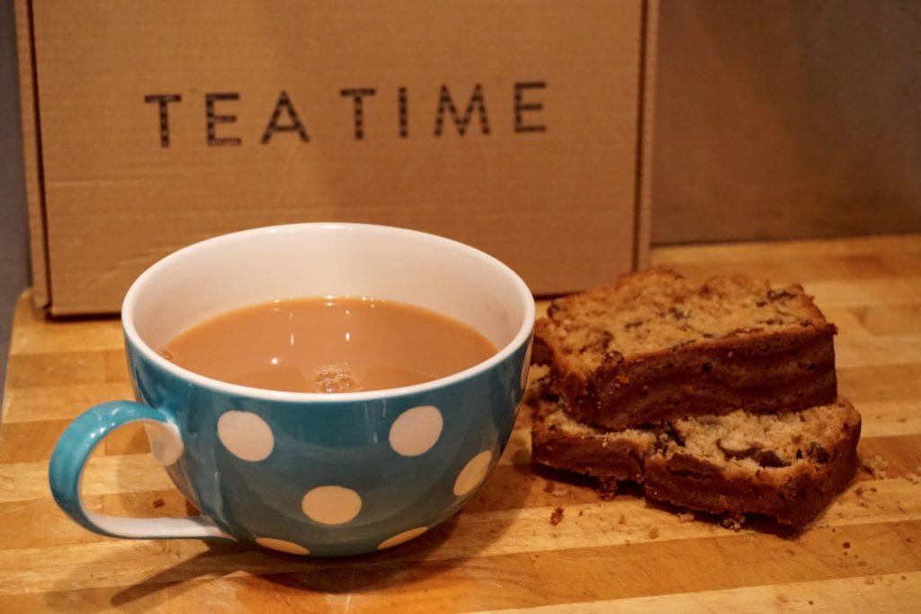 Lady Grey Tea Loaf Recipe