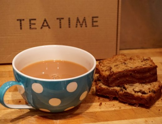 Lady Grey Tea Loaf Recipe