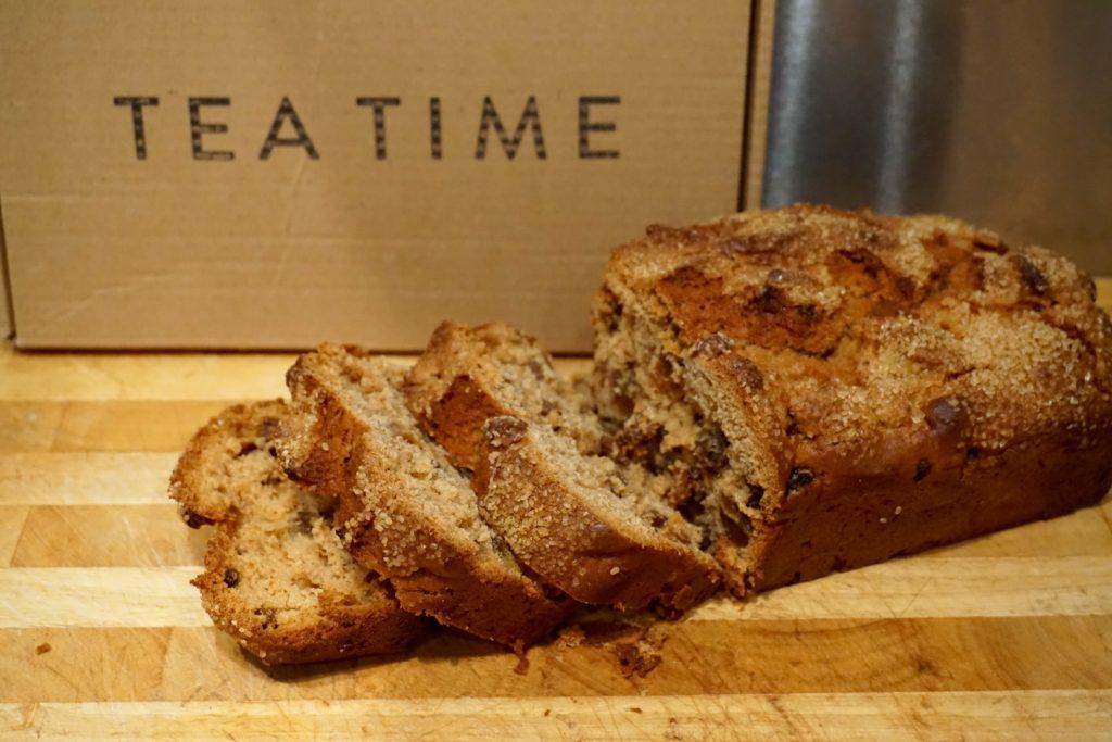 Tea Time Tea Lady Grey Loaf