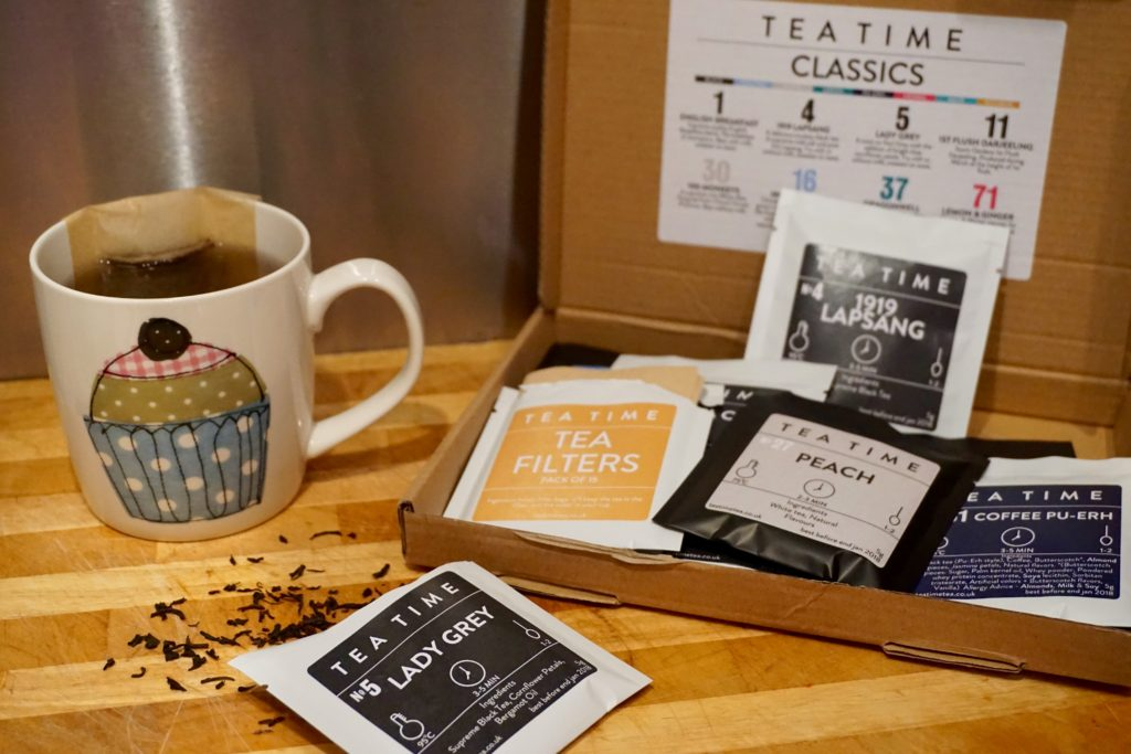 Tea Time Tea Selection Box