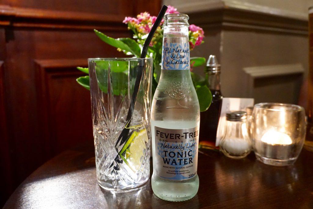 Best of British at Bacchus Bar Birmingham - Edinburgh Gin