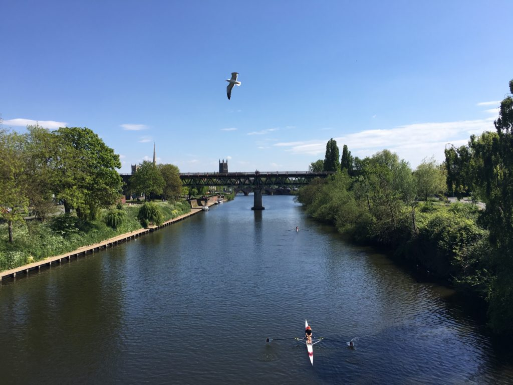 5 Happy Things - Worcester Riverside
