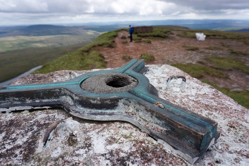 Black Mountain Trig Point