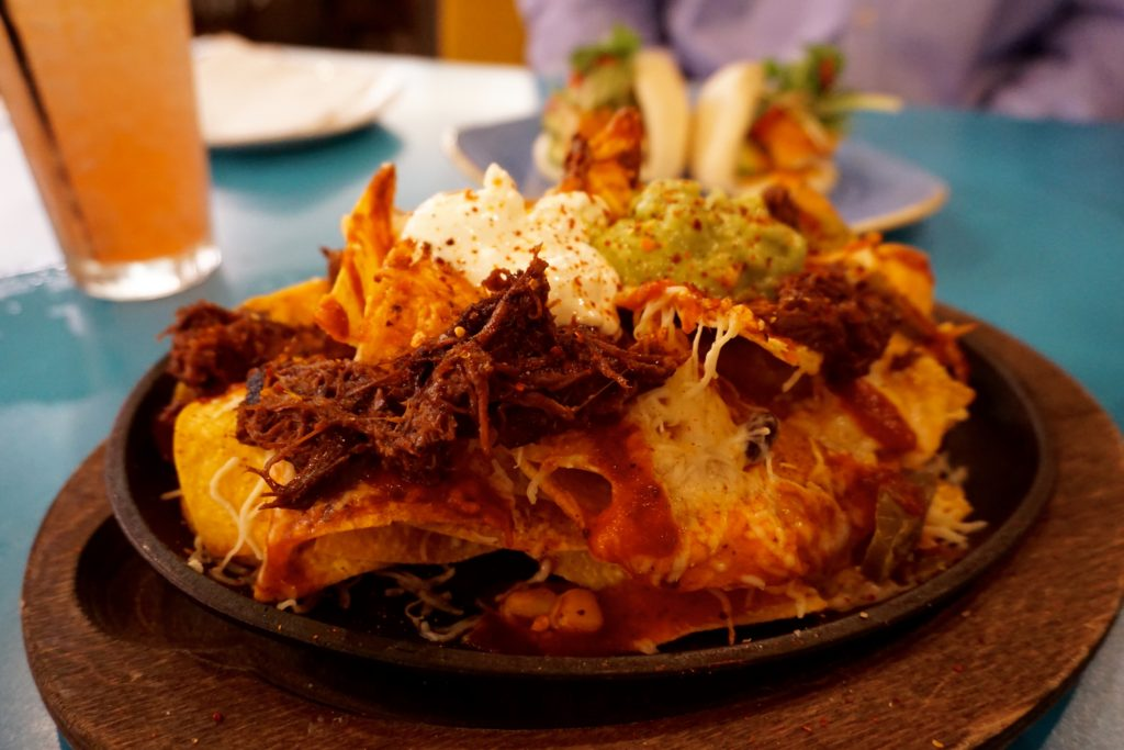 Giraffe World Kitchen - Nachos