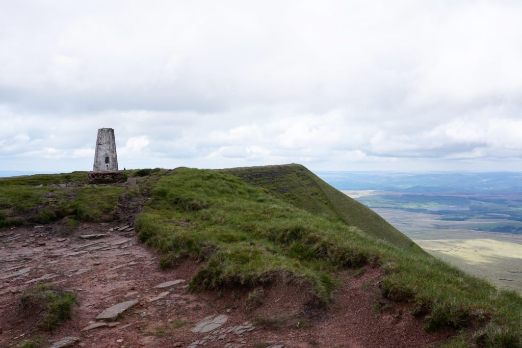 The Black Mountain - Summit View