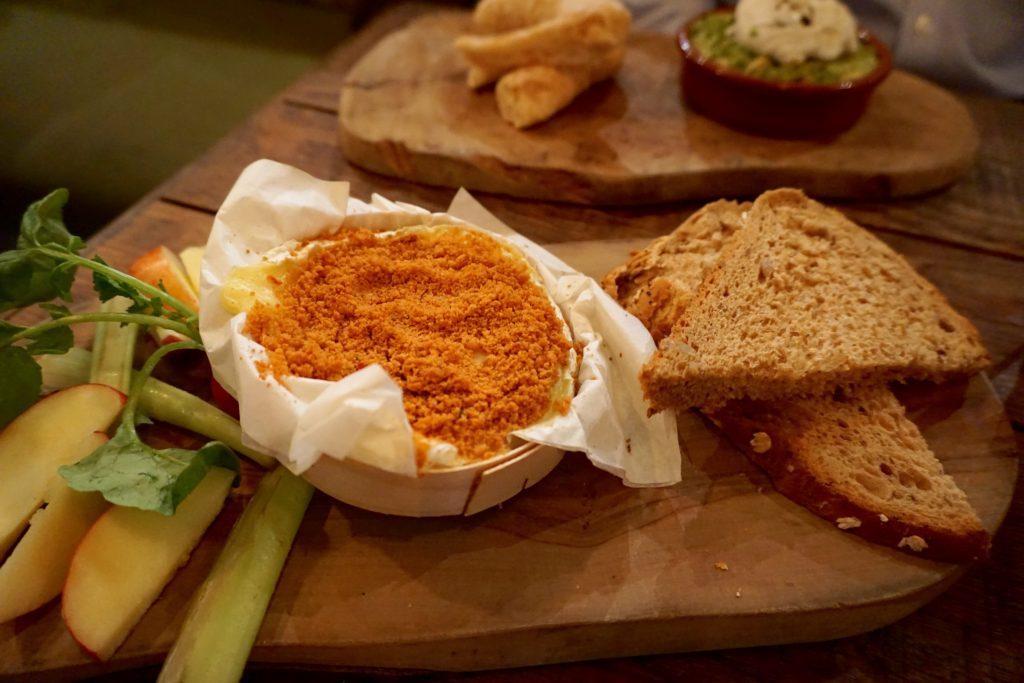 The Botanist Birmingham - Baked Camembert