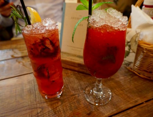 The Botanist Birmingham - Drinks