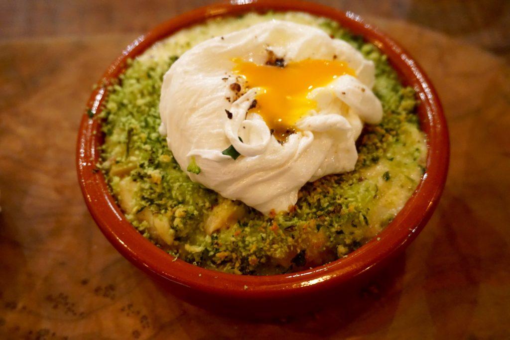 The Botanist Birmingham - Poached Egg