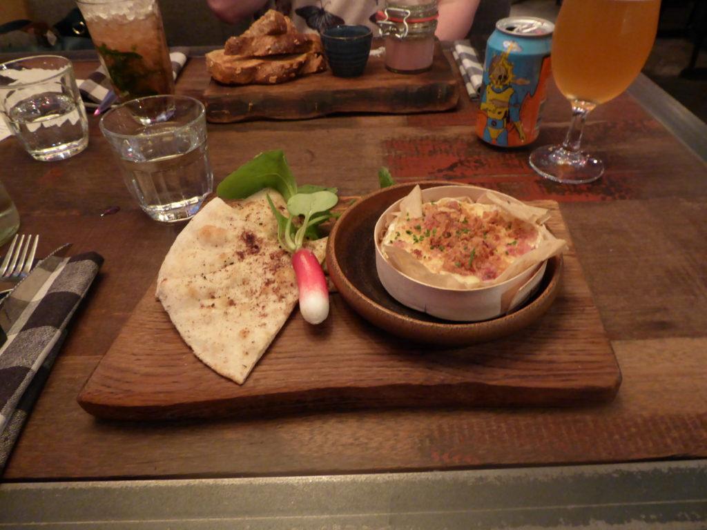 Artisan Manchester - Baked Camembert