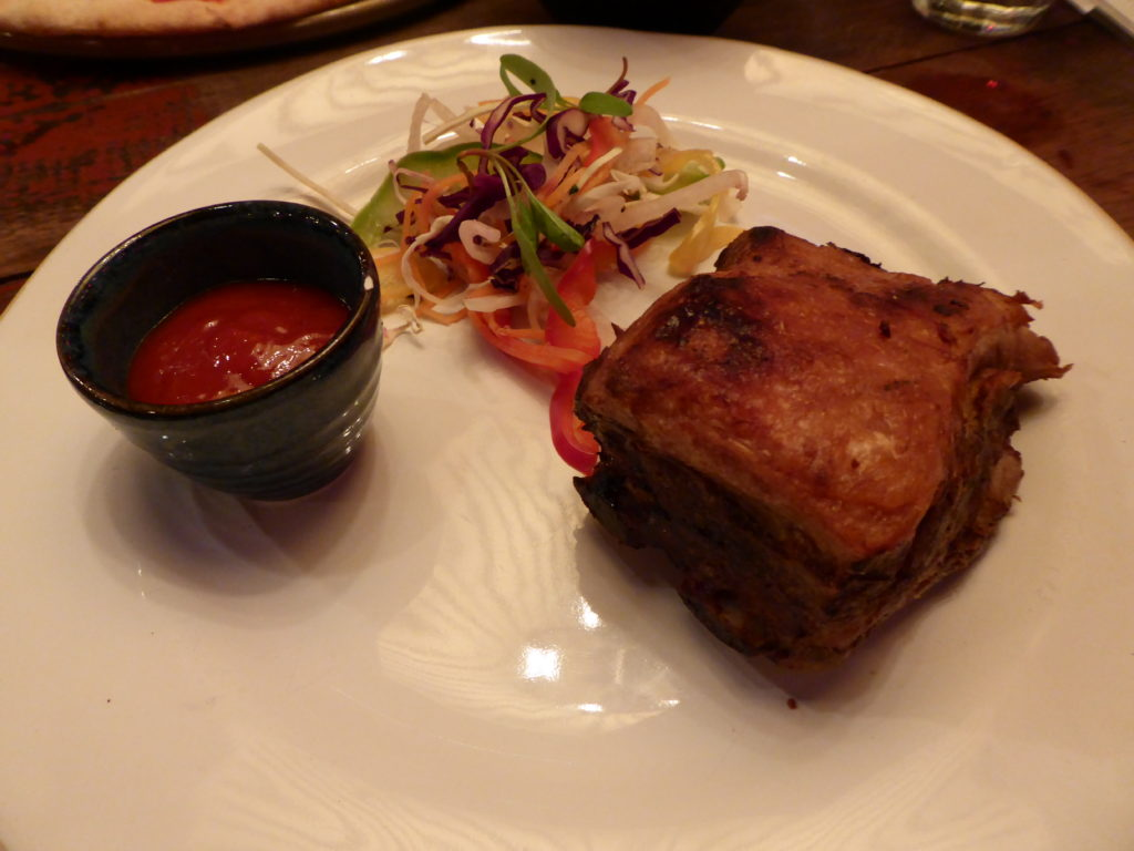 Artisan Manchester - Salt and Pepper Pork Belly