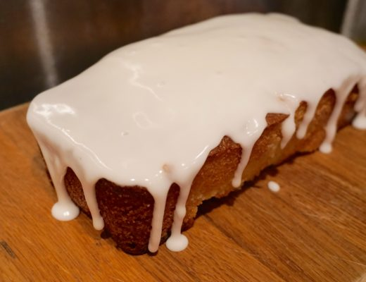 Elderflower Drizzle Cake - Recipe