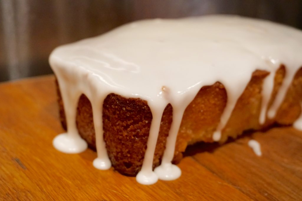 Elderflower Drizzle Cake kMix Recipe