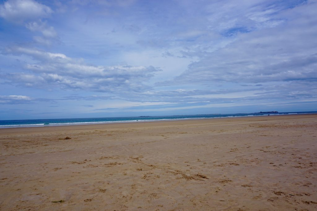 Northumberland-Bamburgh-Beach