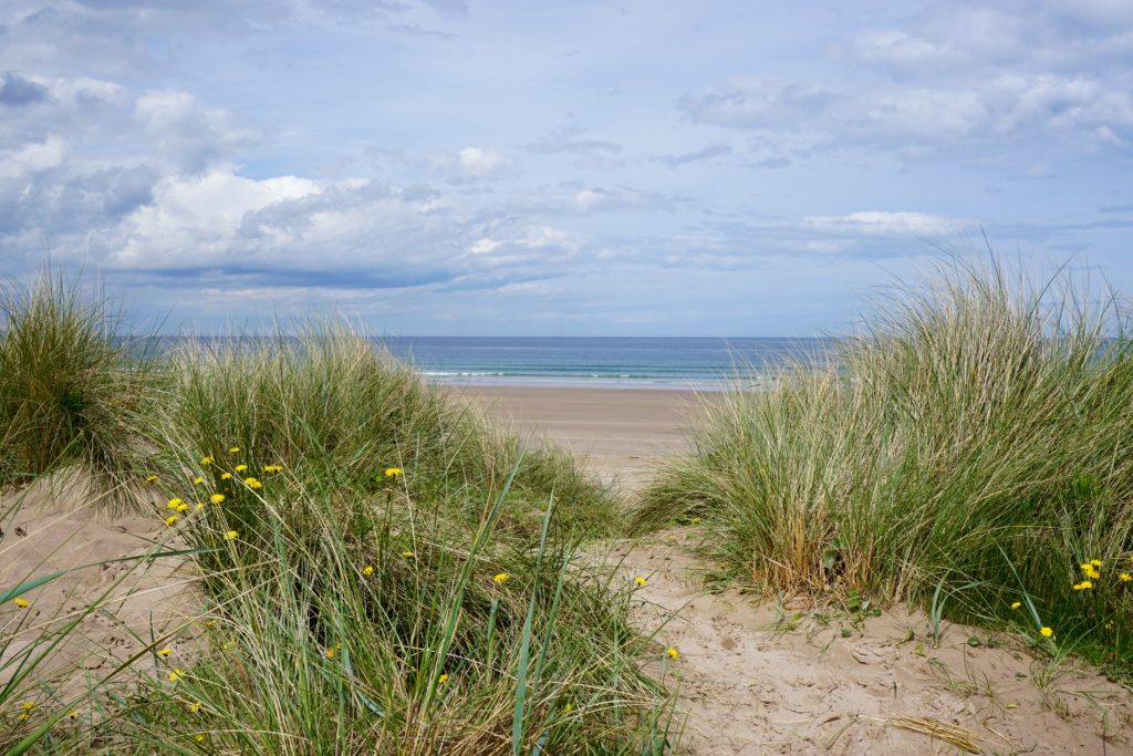 Northumberland-Beach