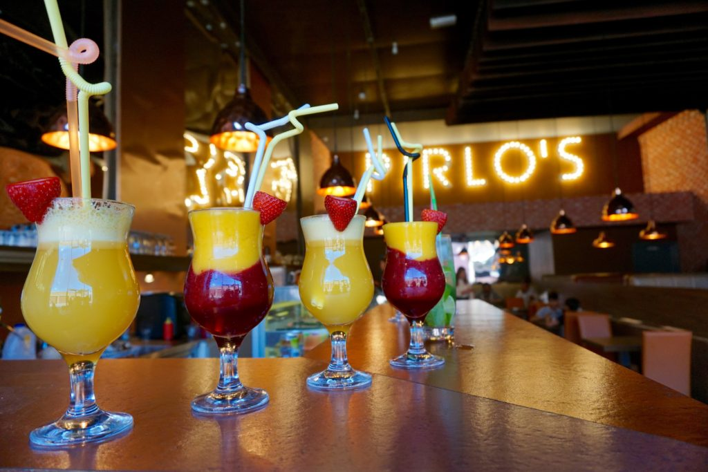 Pirlos Dessert Parlour - Fruit Smoothies