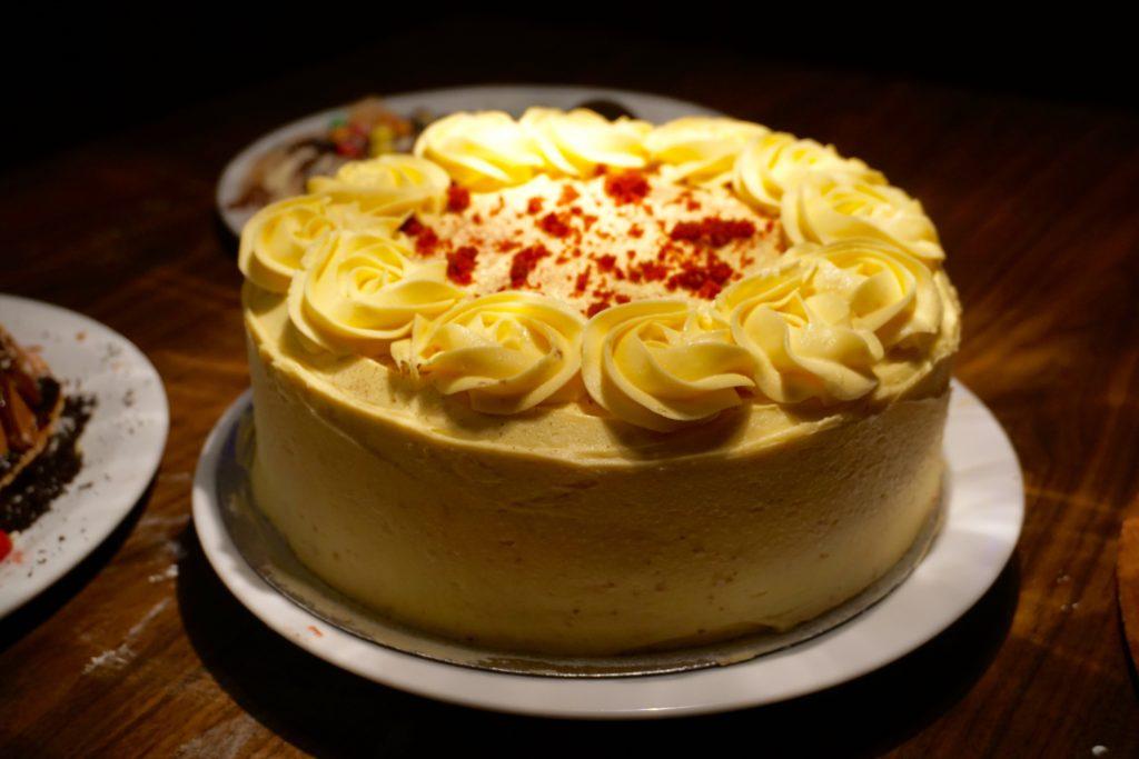 Pirlos Dessert Parlour - Red Velvet