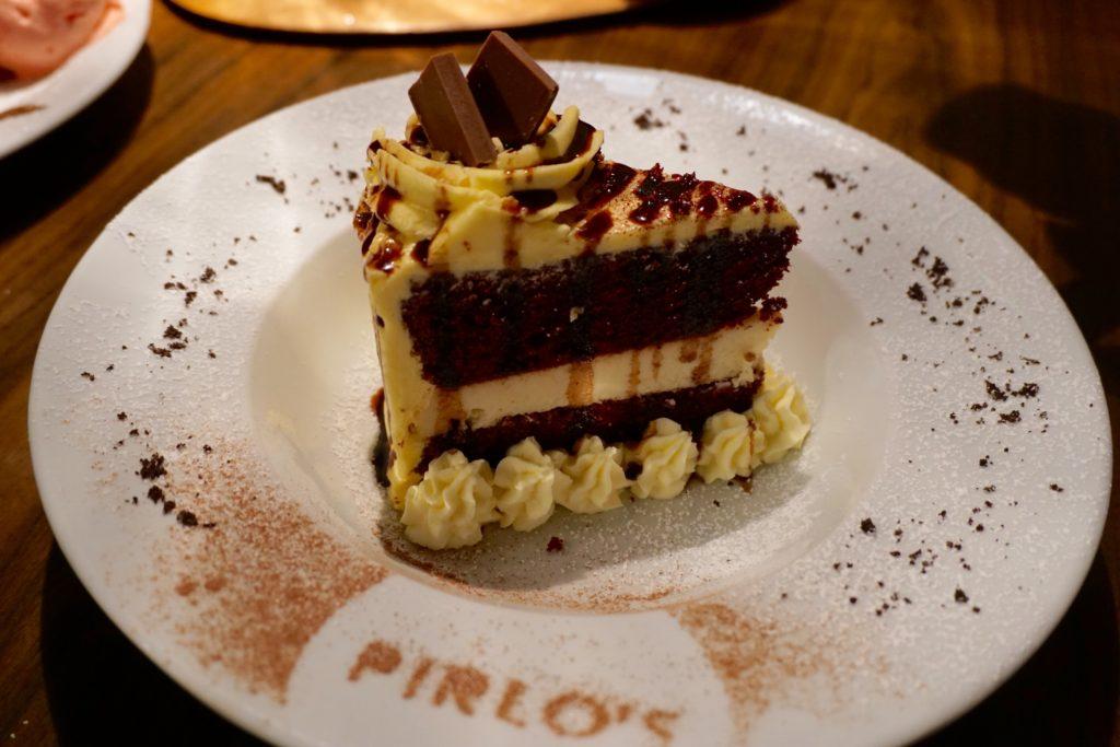 Pirlos Dessert Parlour - Red Velvet Cake