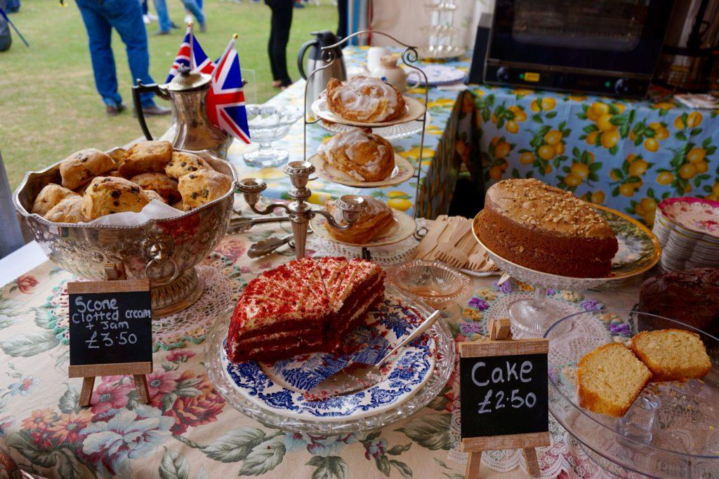 Foodies Festival Birmingham - Cake