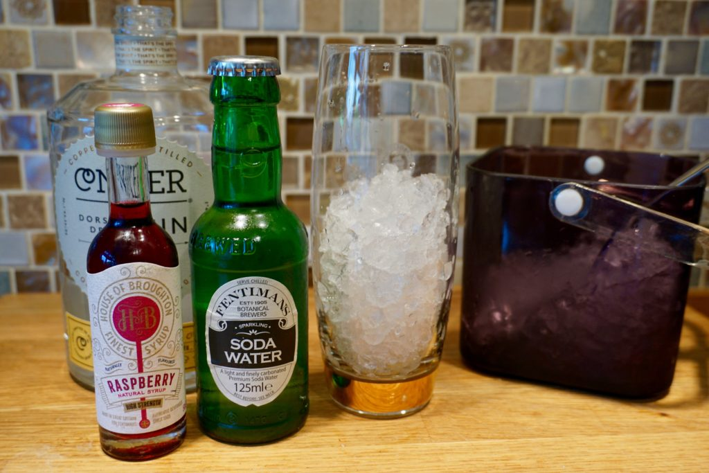 Summer Cocktails with Fentimans Soda Water