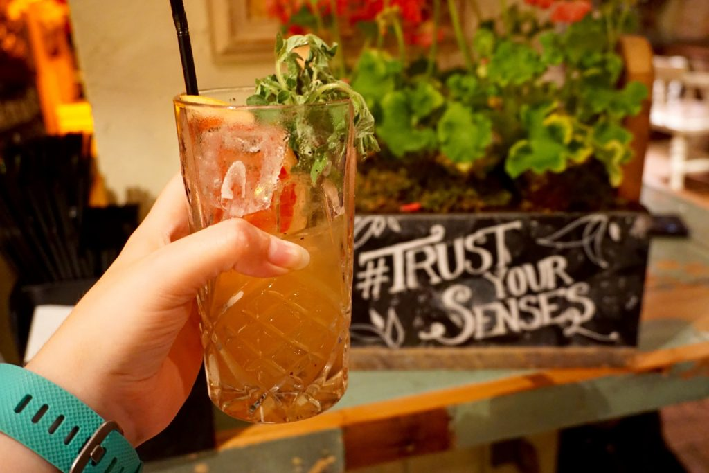 The Botanist Birmingham - Trust Your Senses