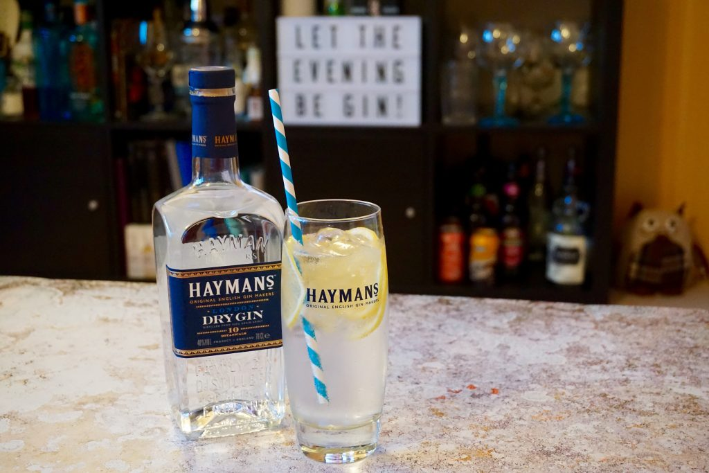 Foodie Finds - Haymans Gin