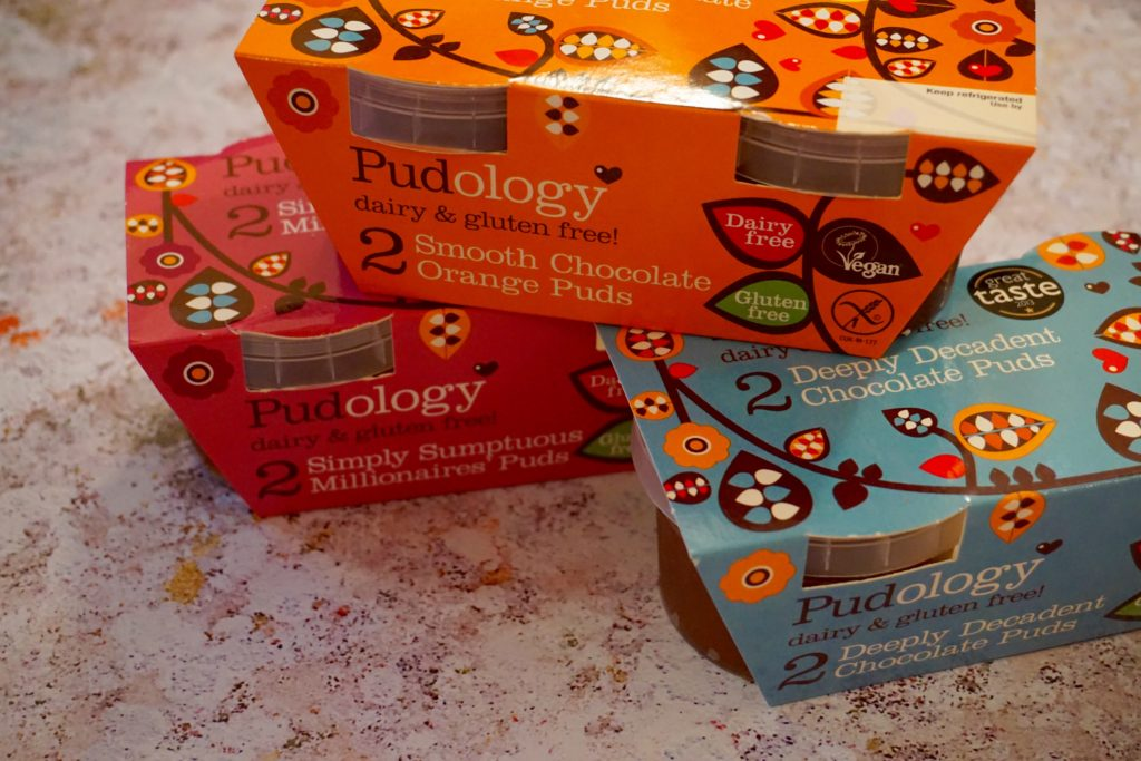 Foodie Finds Pudology Desserts