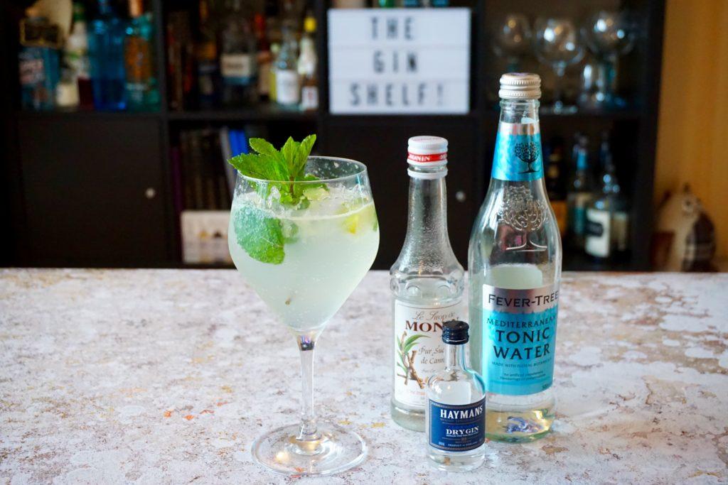 Hayman's Gin Cocktails
