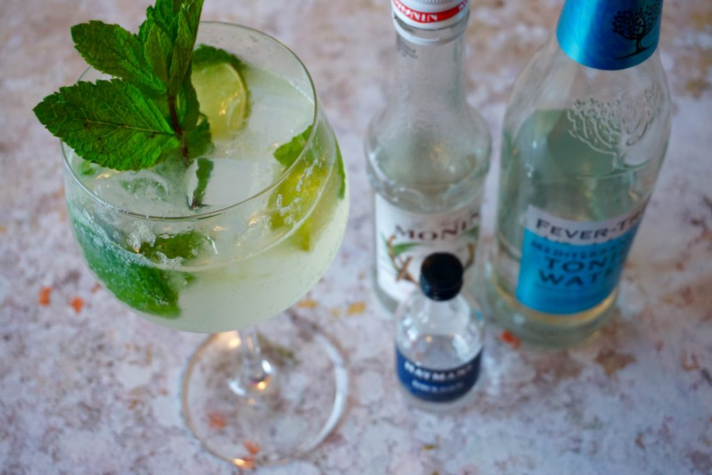 Hayman's Gin - Victorian Mojito