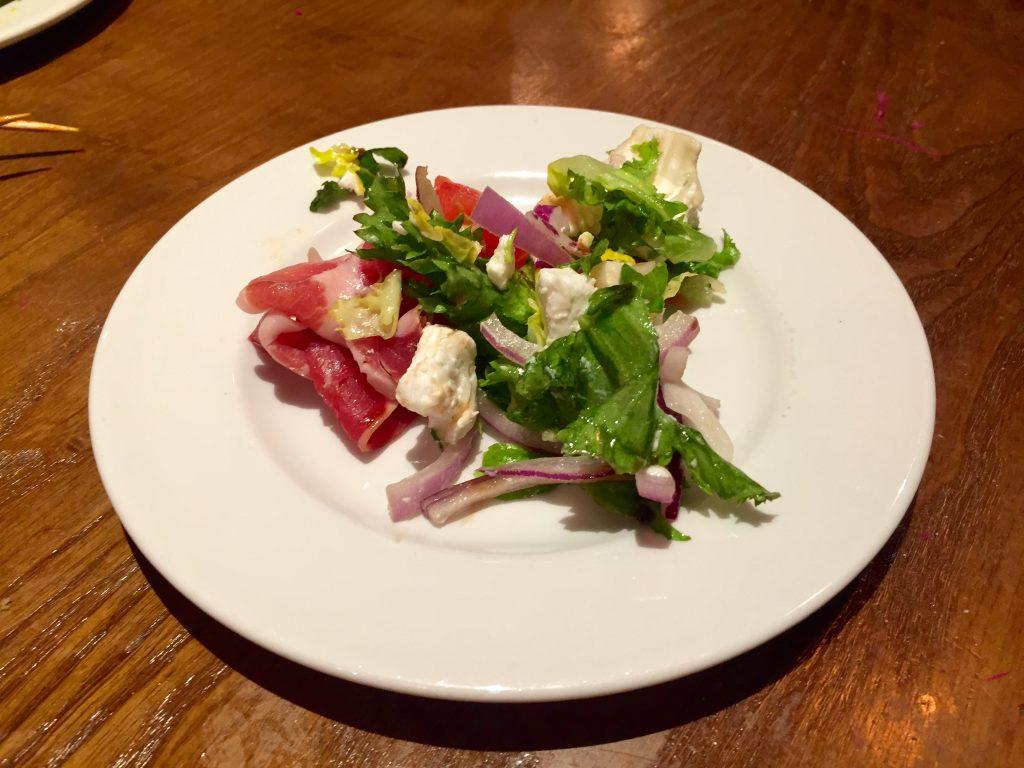 La Notte Rosa Bella Italia - Watermelon Salad