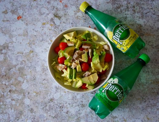 Perrier Flavoured Sparkling Water