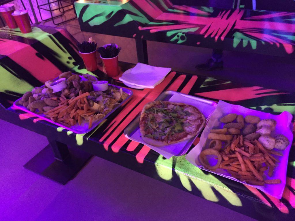 Roxy Ballroom Manchester - Food