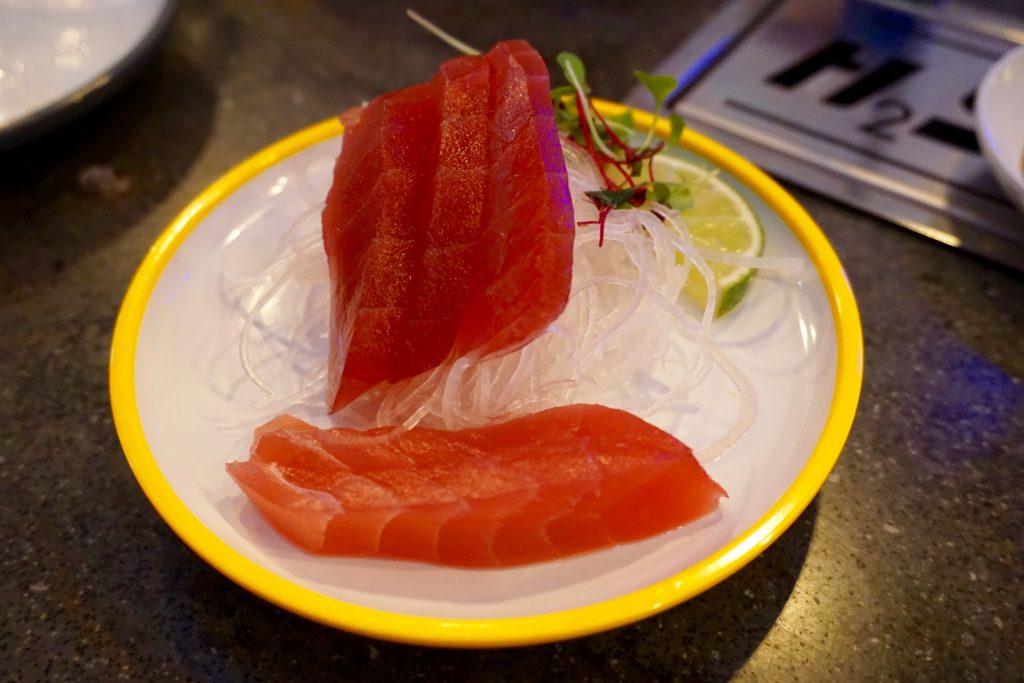 YO Sushi Sashimi