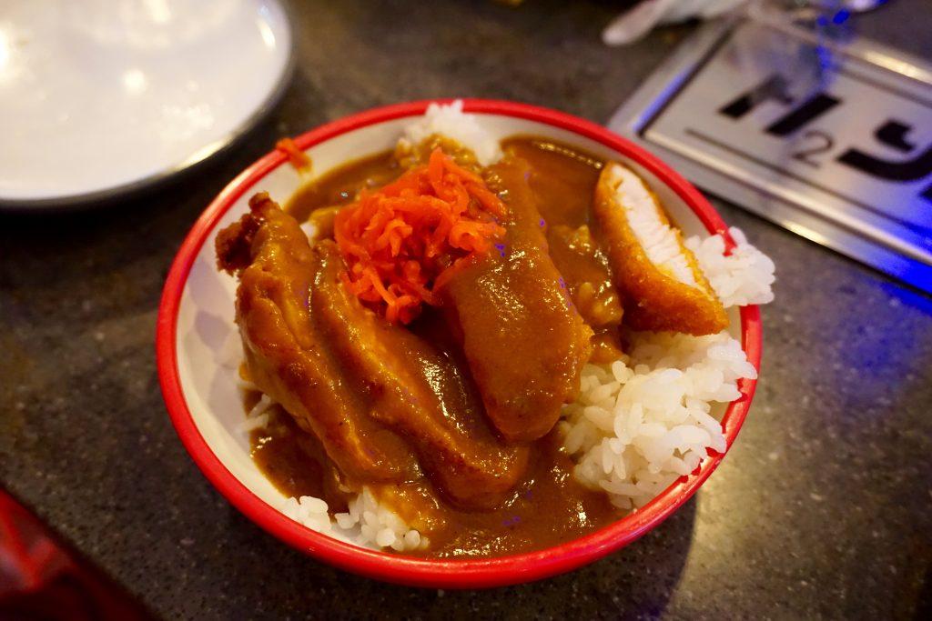YO Sushi Worcester Chicken Katsu