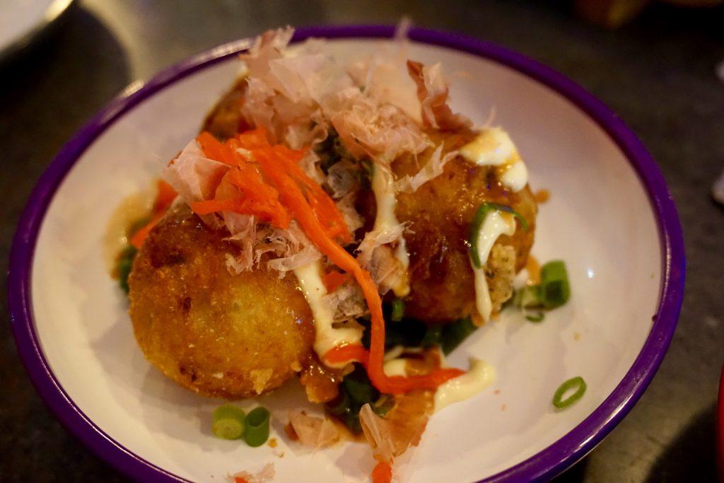 YO Sushi Worcester Takoyaki