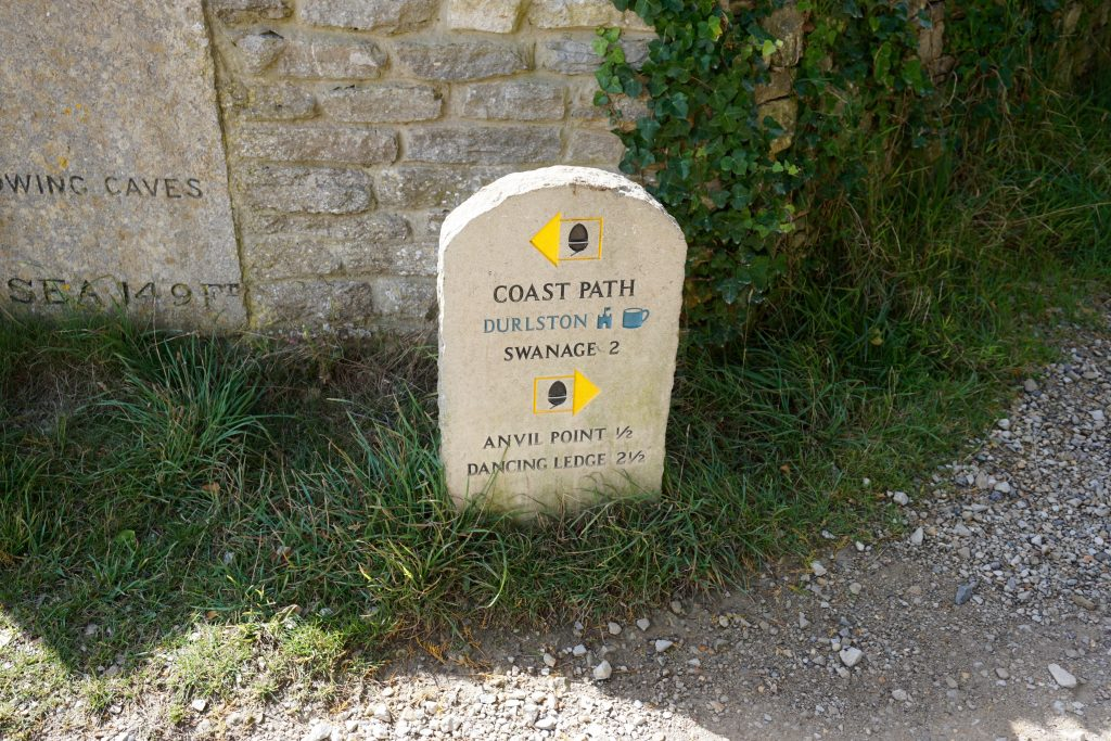 Dorset Holiday - South West Coast Path Walk