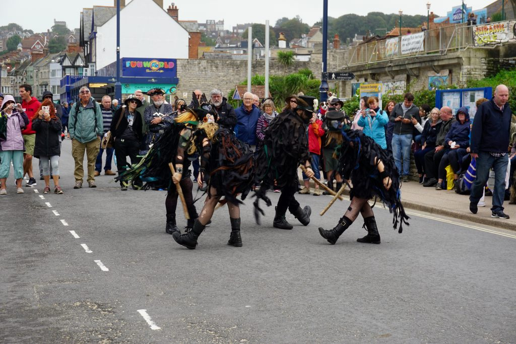 Dorset Holiday - Swanage Folk Festival 2017