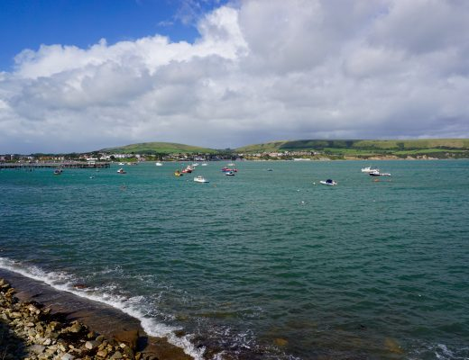 Dorset Holiday - Swanage View