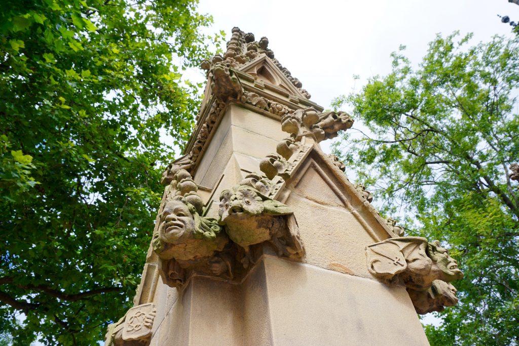 Exploring Sheffield - Cathedral Gargoyles