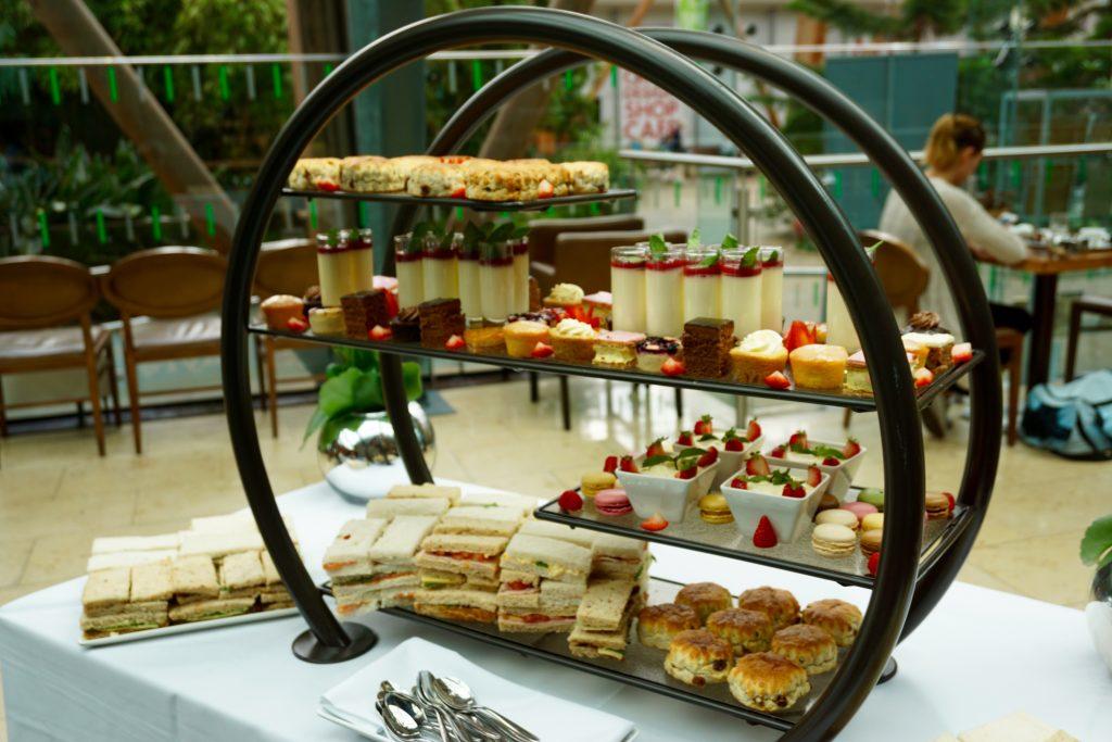 Mercure Sheffield Afternoon Tea