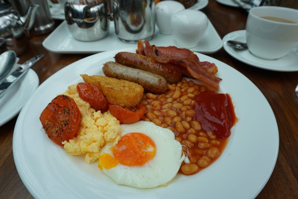 Mercure Sheffield Breakfast