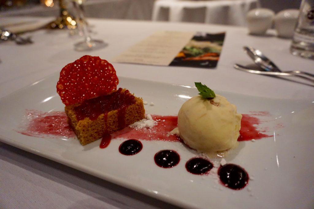 Mercure Sheffield Dessert
