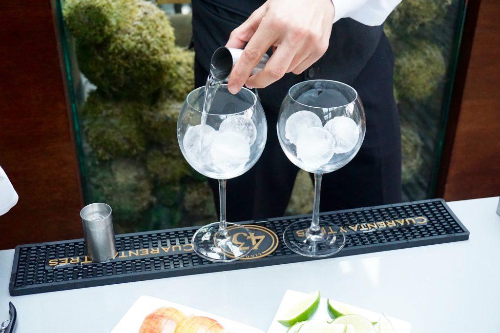 Mercure Sheffield Gin Bar
