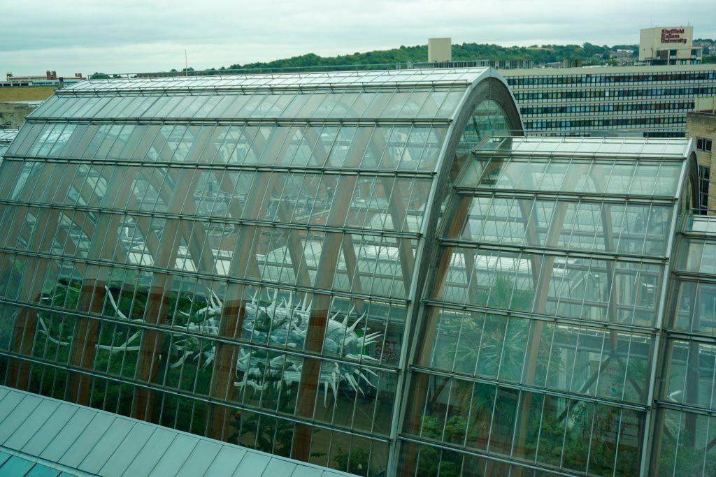 Mercure Sheffield - Hotel Room View
