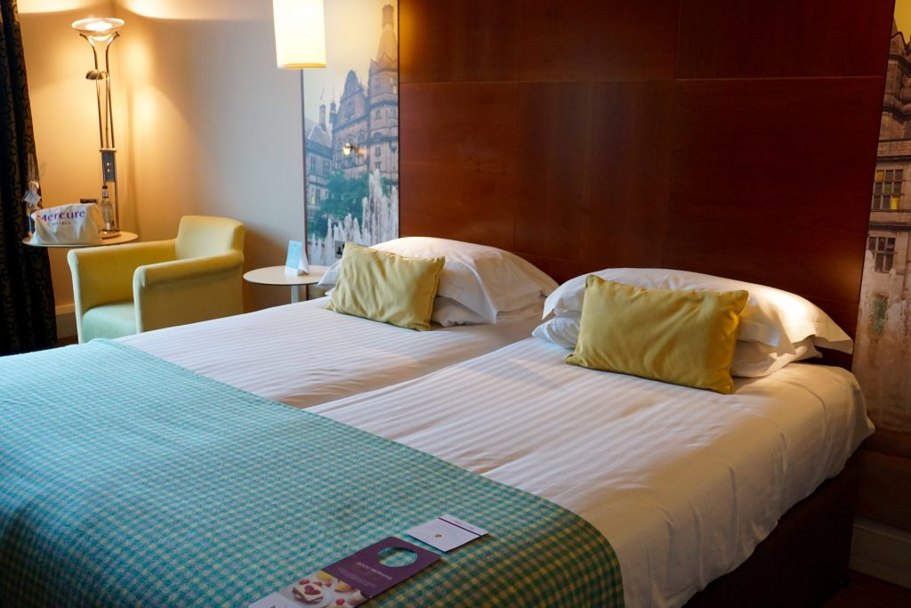 Mercure Sheffield Room