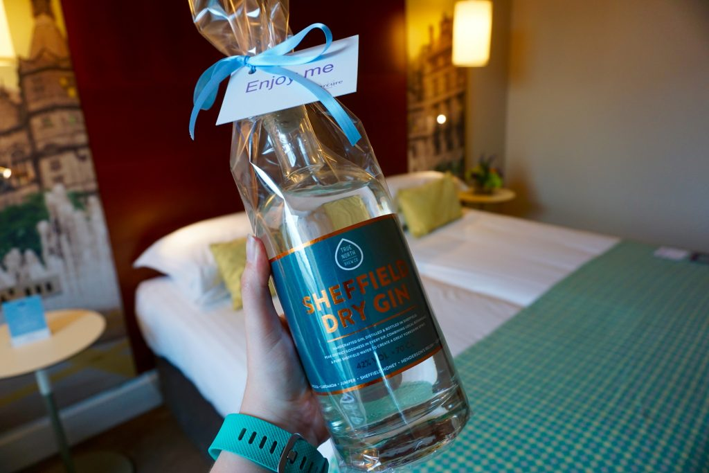 Mercure Sheffield - Sheffield Gin