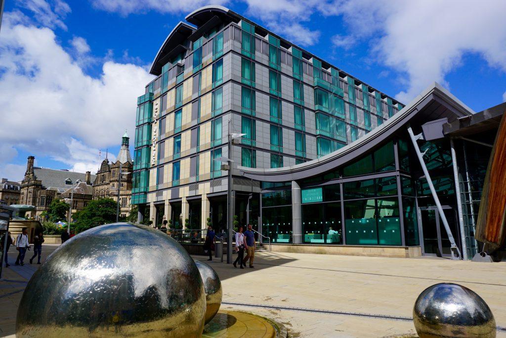 Mercure Sheffield St Paul's