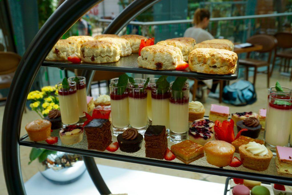 Mercure Sheffield Wonderful Afternoon Tea