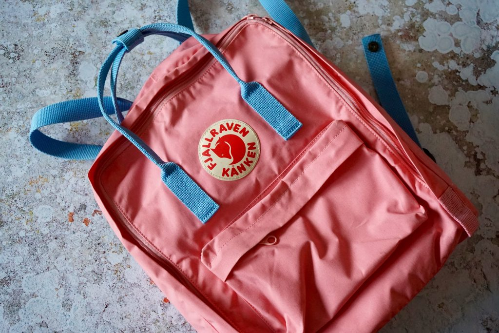 My Backpack Essentials - Fjallraven