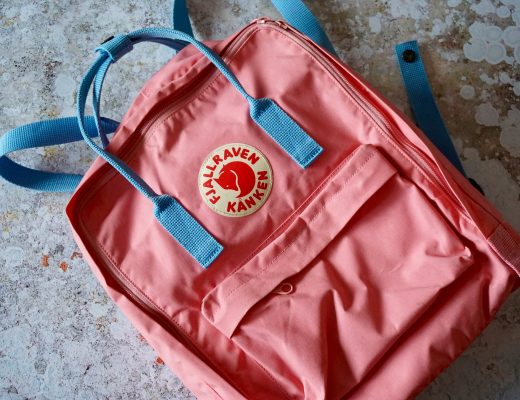 My Backpack Essentials - Fjallraven